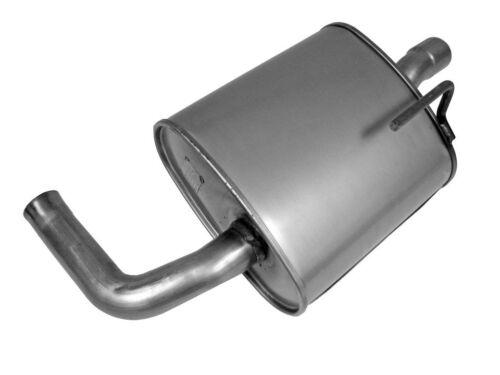 Walker 50057 Quiet-Flow Stainless Steel Muffler