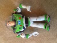 Buzz Lightyear Talking Doll