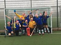 Friendly ladies hockey team looking for new players