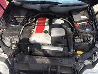 Mercedes-Benz C Class 2.0 C200 Kompressor Avantgarde 4dr