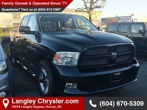 2012 RAM 1500 Sport *BLUETOOTH* * NAVIGATION*