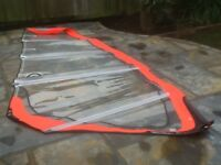 Neil Pryde Supernova windsurfing sail 5.5 m