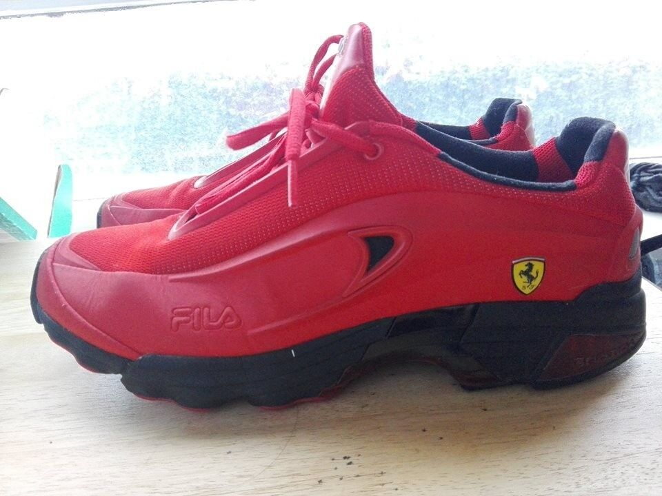 e0a7bd33b1c Fila ferrari v.good condition, vintage, 11 UK, 45 EU. | in West End ...