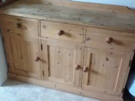 Large sideboard in good condition