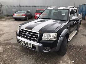 Ford Ranger 3.0 TDCi Wildtrak Double Cab Crewcab Pickup 4x4 4dr