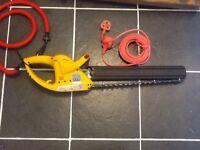 AL KO ELECTRIC HEDGE TRIMMER / hedge cutter