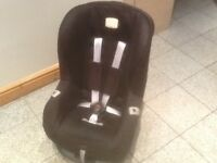 Great model Britax Eclipse group 1 car seat for 9mths to 4yrs(9kg to 18kg)reclines,is washed&cleaned