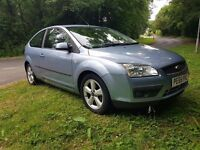 2005 FORD FOCUS 1.6 TDCI EXCELLENT ON FUEL IDEAL SMALL FAMILY CAR CLEAN CAR INSIDE AND OUT