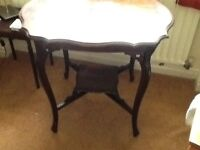 Classic occasional table