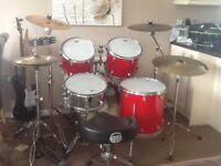 Remo Drum Kit