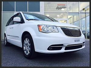 Chrysler Town & Country Touring 2016 ~ 7 Places|Stow&Go|