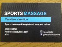 Sports Massage West Bridgford