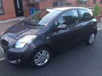 Toyota Yaris 1.3 TR Multimode 3dr Semi Automatic HPI Clear Low Mile 45K Full Toyota Service History