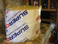 Roll of loft insulation