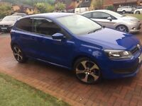 Volkswagen polo 1.2. Cheap insurance. Lovely first wee car