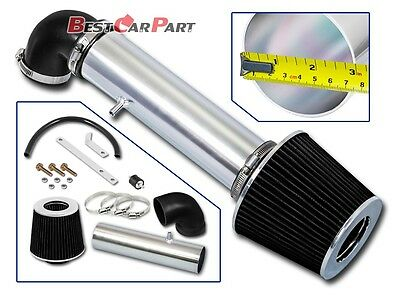 Bcp Black 1997 1998 1999 2000 Cherokee Grand Cherokee 4 0 Short Ram Air Intake