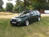 MG ZT-T CDTi 135+ Estate