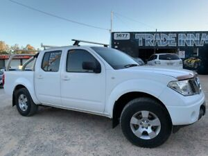 *** NISSAN NAVARA D40 *** TURBO DIESEL *** FINANCE AVAILABLE *** Slacks Creek Logan Area Preview