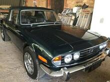 1974 Triumph Stag Custom 4 Seater Convertible Penfield Gardens Playford Area Preview