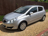 VAUXHALL CORSA 1.2 **AUTOMATIC....BEAUTIFUL CONDITION**