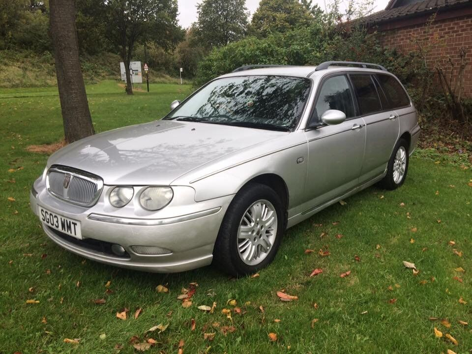 2003 ROVER 75 2.0 CDT AUTOMATIC LOW MILES FULL SERVICE HISTORY!£475
