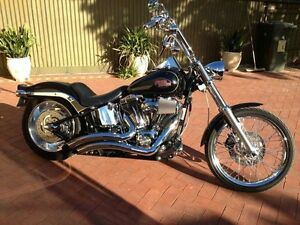 2007 Softail Custom Harley Davidson or swap for XR-XT Croydon Charles Sturt Area Preview