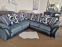 SALE ON OUTSTANDING QUALITY SOFAS AVAILABLE IN L SHAPED CORNER, 3+2 AND DUAL ARMS CORNER BIG SALE