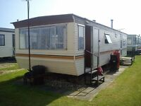 BEDROOMS CARAVAN FOR HIRE/RENT/FANTASY ISLAND, SKEGNESS TUE 11TH - SAT 15TH JUNE 4 NIGHTS £80