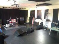 Rehearsal Studio Wimbledon - Lyon Road Studio