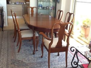 Dining Suite Queen Anne Balgowlah Manly Area Preview