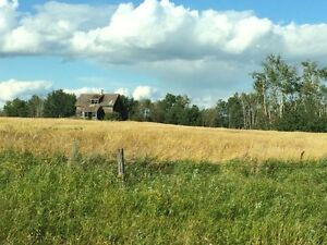 MB Rec Land 1 Mile From Riding Mountain