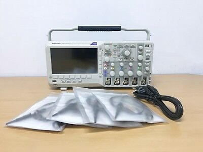 Tektronix Dpo2024b 200mhz 1gss 4ch Oscilloscope With P2200 Probes