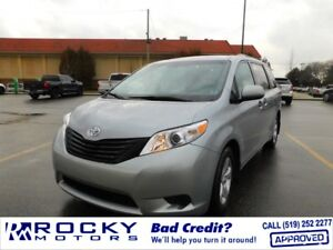 2017 Toyota Sienna - Drive Today | Great, Bad, Poor or No Credit