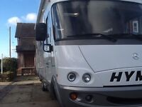 Hymer !Mercedes WANTED