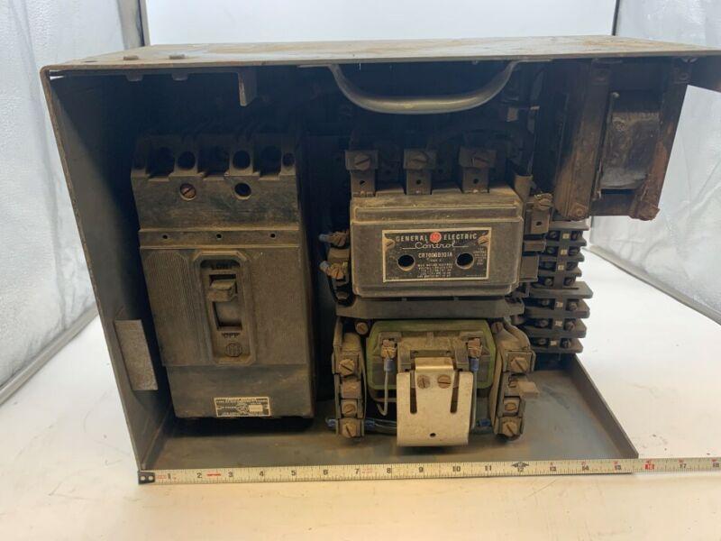 General Electric MCC Bucket Size 2 No door 25 HP Max
