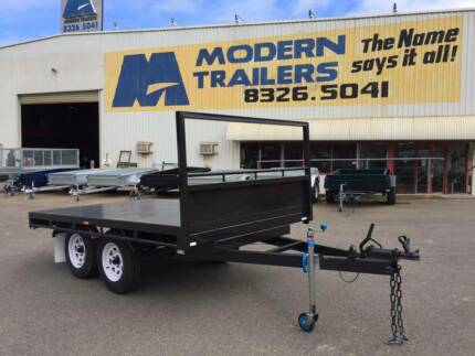 12x7 Tray Top Trailer 2000kg rating (Australian Made) Adelaide Region Preview