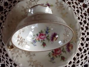 Vintage German fine bone china tea cup and sauc Lake Haven Wyong Area Preview