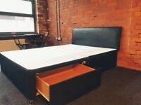 💛BRAND NEW CHEAP BEDS!!✅ 12 MONTHS WARRANTY & FREE DELIVERY✅