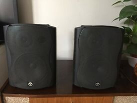 Suzo Happ SAS - 3 wall speakers