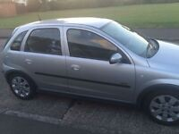 VAUXHALL CORSA 1.2 SXI SPARES OR REPAIRS