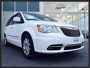 CHRYSLER TOWN & COUNTRY TOURING 2016 ~ 7 PLACES | DVD | STOW