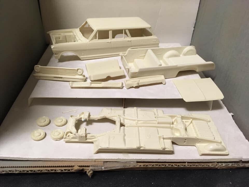 63 nova 4 door resin kit