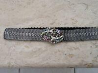 Beautiful Elasticated Designer Belt