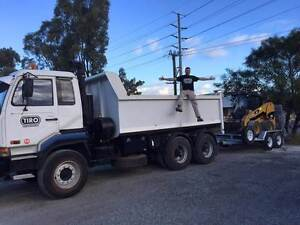 Bobcat and Tipper Dianella Stirling Area Preview