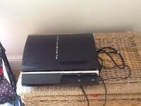 PS3 x2 spares and repair