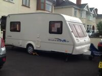Bailey discovery 300 5 berth