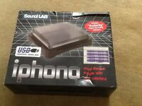 Soundlab I-Phono USB Turntable Kit