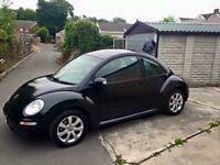 VW Beetle Luna 1.6l Petrol 57 plate