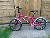 Pink Isla Bike (cnoc 14) in great condition - 140 pounds