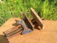 Record wood vice clamp 52 1/2